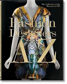 Fashion Designers A Z - Taschen