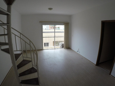 Apartamento (tipo - Duplex) 3 Dormitórios/suite, Em Condomínio Fechado - 50367ve
