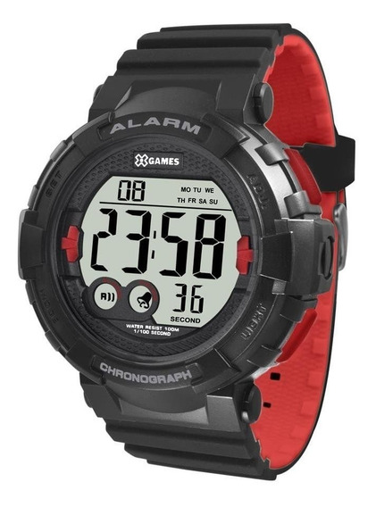 Relógio X Games Masculino Xmppd529 Bxpv Esportivo Digital