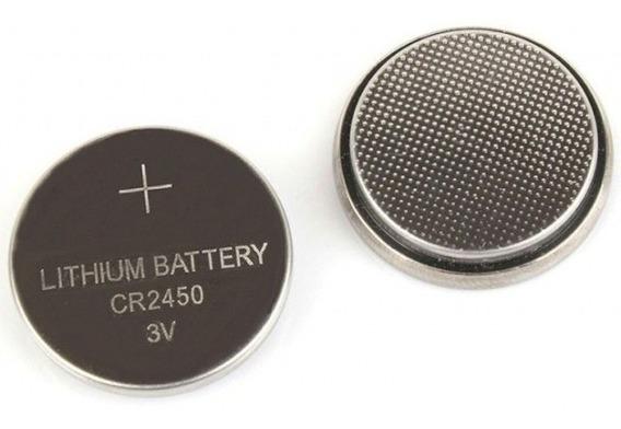 Bateria Cr2450 3v Lithium Original Pilha Botão - 1 Unidade
