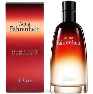 Perfume Aqua Fahrenheit By Christian Dior Para Hombre