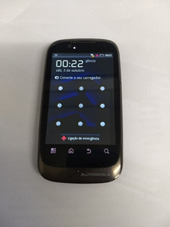 Motorola Spice Xt531 Android 2.3 Wi-fi 3g Gps C/ Defeito
