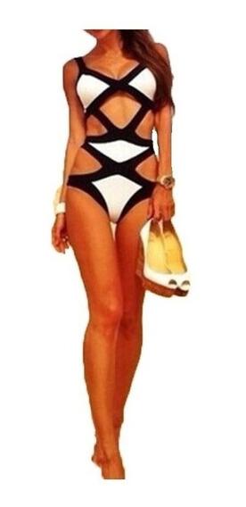 Dama Traje De Baño Mujer Monokini. Bikini Excelentes Precios