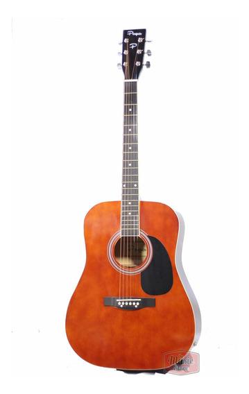 Guitarra Electro Acustica Custom Ecualizador De Bandas