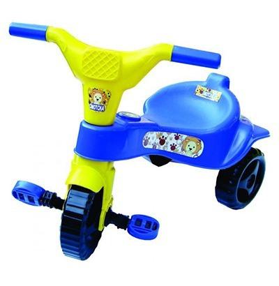 Triciclo Azul 55x40x40cm Promoçao
