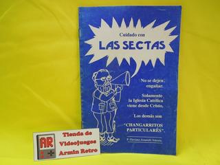 Historieta Cuidado Con Las Sectas *año 1992*