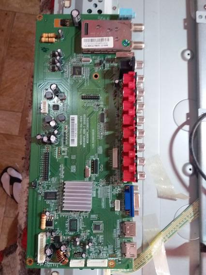 Placa Principal Tv Philco Modelo Ph32m2, M3
