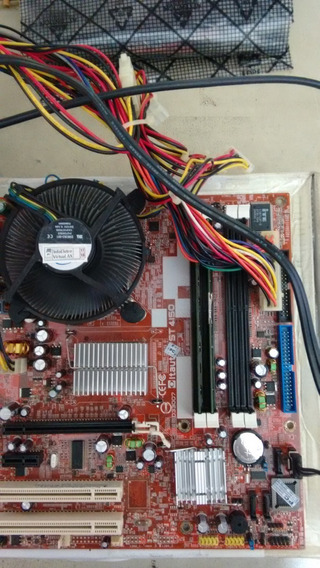 Kit Placa Itautec St4150,2gb Ram,dual Core 1.80ghz..perfeita