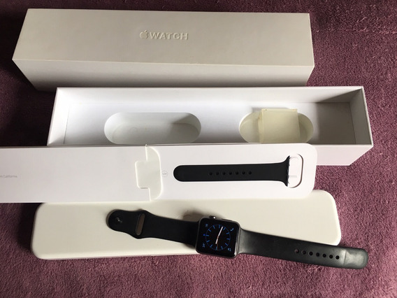 Apple Watch 42mm. S1 Modelo Mj3t2ll/a