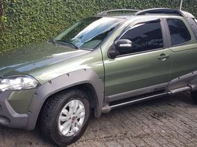 Fiat Strada Adventure Cabine Dupla 1.8 16v 2013 Estado Ok
