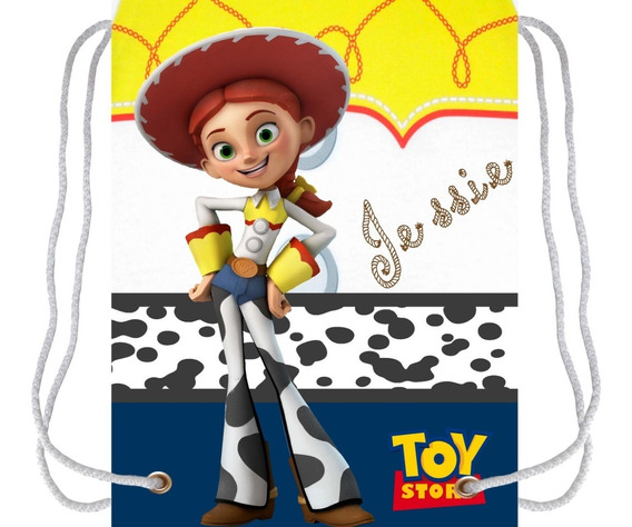 Morralitos Dulceros Personalizados -toy Story- 80 Piezas