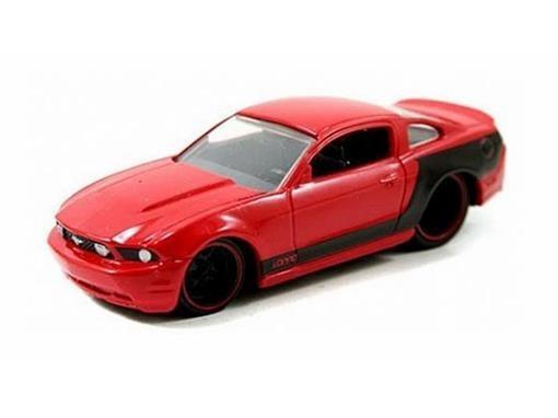 Miniatura Jada - 2010 Ford Mustang Gt - Psfmonteiro - 1/64
