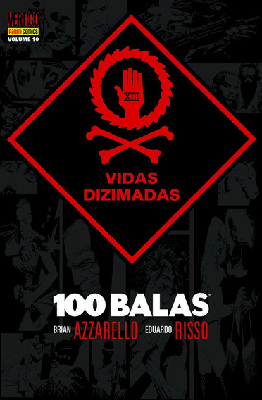 100 Balas Vol. 10 Vidas Dizimadas