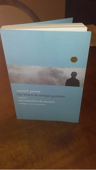 Em Busca Do Tempo Perdido (marcel Proust) - Volume 1