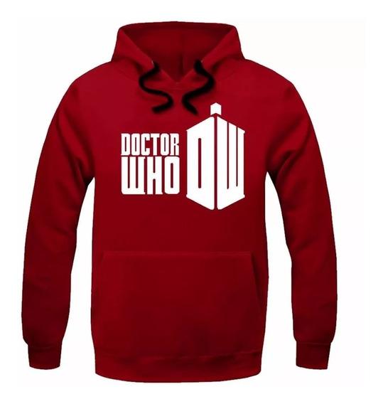 Moletom Doctor Who Series Super Promoção Qualidade Blusafrio