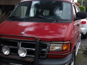 Dodge Ram Wagon 3p Wagon 1500 Pasajeros V6 Mt 2002
