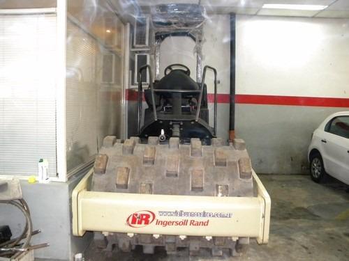 Compactador Pata De Cabra Ingersoll Rand Sd45f