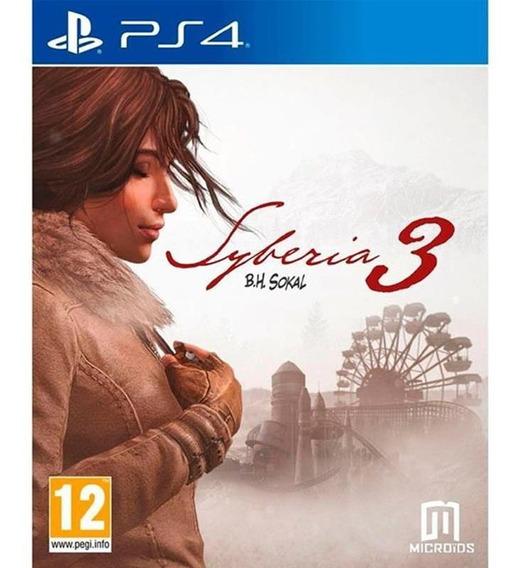 Syberia 3 B.h Sokal Play4