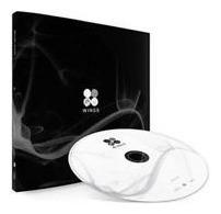 Album Cd Bts Wings Aleatorio Kpop - Encomenda - Frete Gratis
