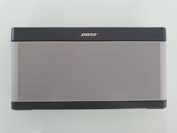 Bose Soundlink Ill**original**- Pouquíssimo Uso (bivolt)