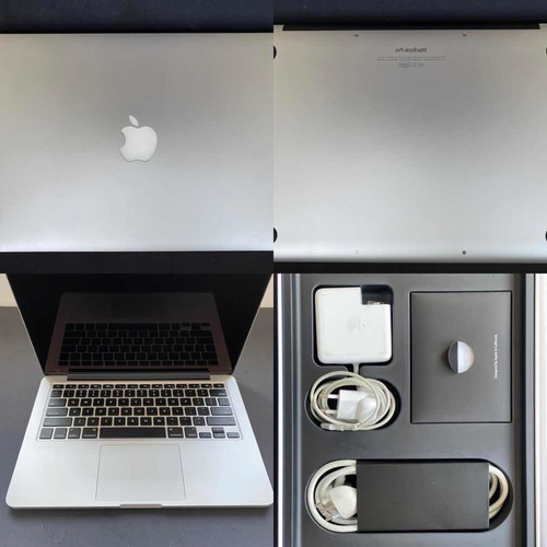 Macbook Pro 13 Early 2015 Retina - Apenas 109 Ciclos Bateria