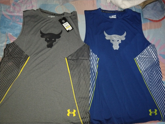 The Rock Project Under Armour Playera