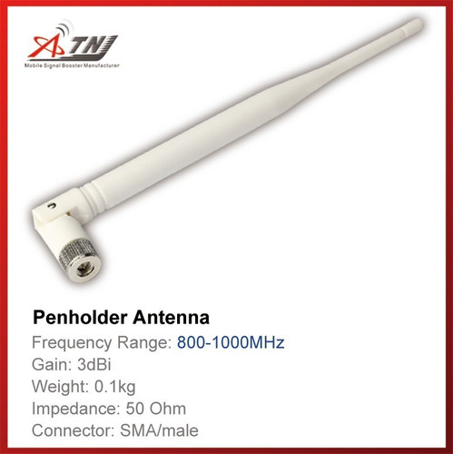 Antena Alta Ganancia 3dbi 800 1000mhz Para Gsm 2g 3g Amplifi