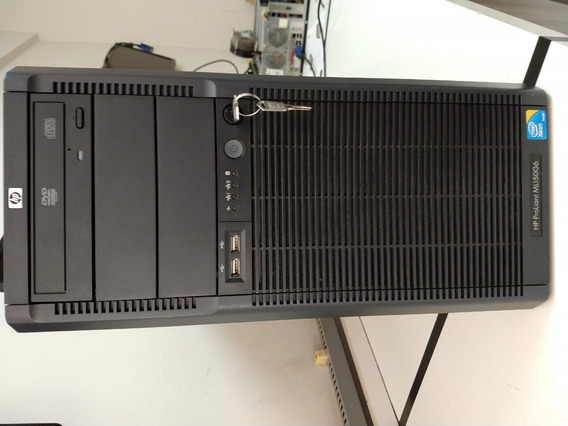 Servidor Hp Proliant Xeon Quad Core - 16gb Ram - Hd 500gb