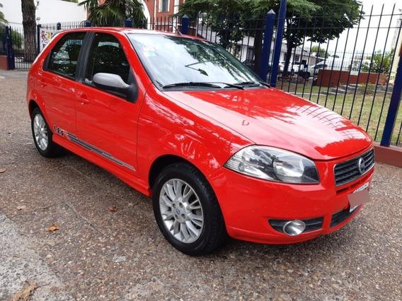 Fiat Palio 1.8 R Rojo Como Pocos Titular Excelente 2007