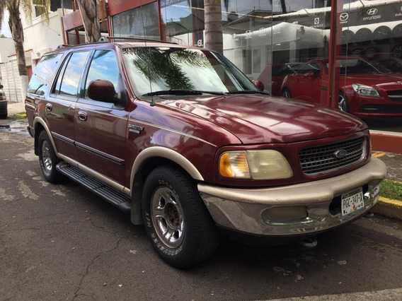 Ford Expedition Eddie Bauer 5.4lts, Piel, Qc, 4x4