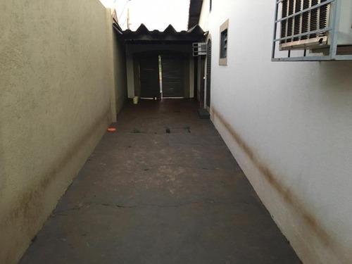 Casa Residencial No Jardim Nazareth Com 280mts De Área Construída Na Cidade De São José Do Rio Preto - Sp - Ca8809