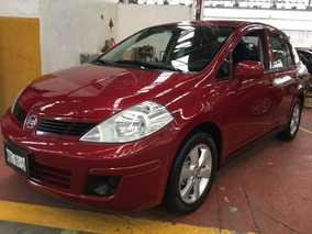 Nissan Tiida Advance Std 5 Vel 2012
