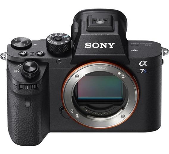 Câmera Sony Alpha A7s Ii 4k Wifi Fullframe