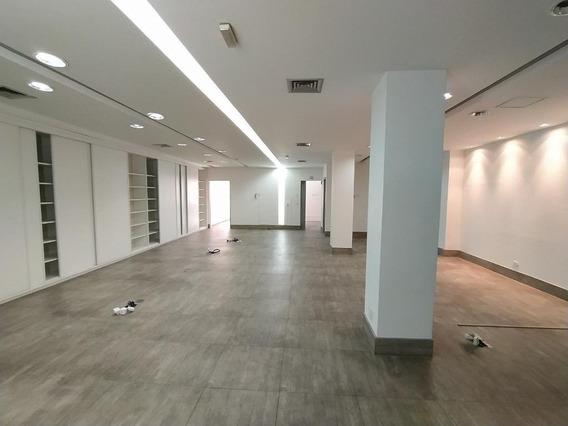 Sala Em Centro, Santos/sp De 344m² Para Locação R$ 10.000,00/mes - Sa347197