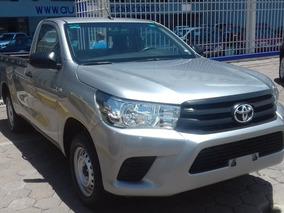 Toyota Hilux Cabina Sencilla 2016