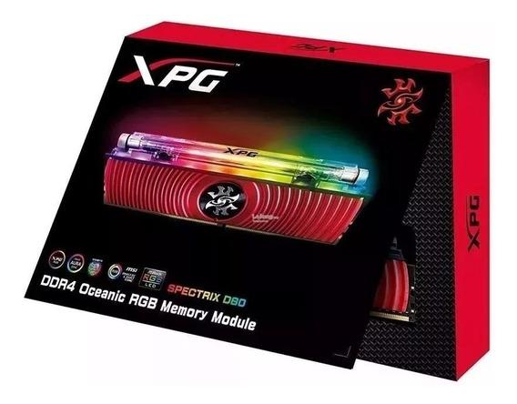 Memoria Xpg Spectrix D80 8gb 3000mhz Ddr4 M/centro Fullh4rd