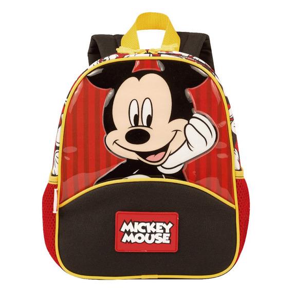 Mochila Infantil Mickey Mouse 19y Tam P Costas Sestini 2019