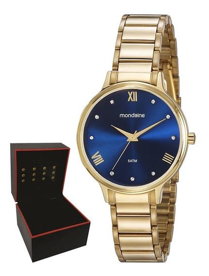 Relógio Mondaine Feminino Original C/garantia 32112lpmvde1