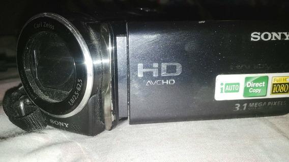 Vendo Handy Cam Sony Usada Modelo Cx-110 Perfecto Estado