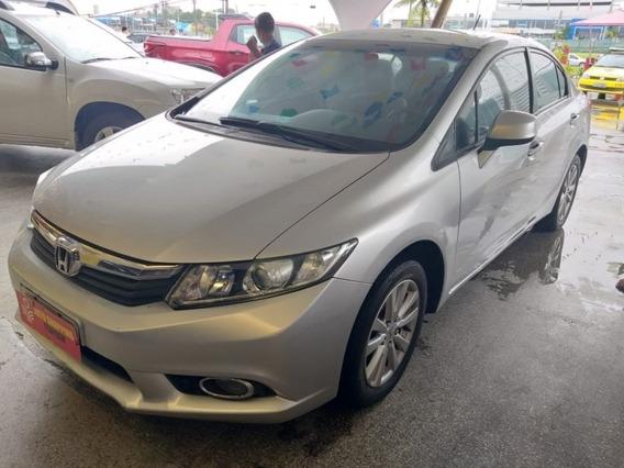 Civic 1.8 Lxs 16v Flex 4p Automático 95816km