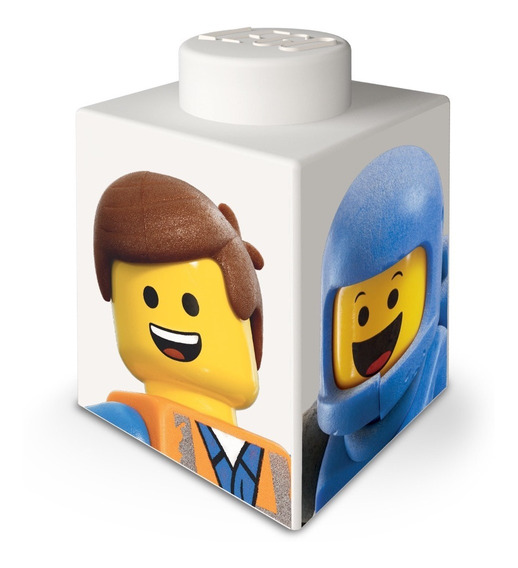 Lámpara Bloque De Lego