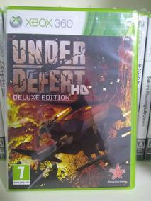 Under Defeat Hd Xbox 360 Original Completo Pal