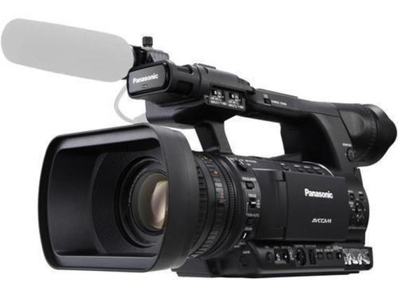 Filmadora Panasonic Ag-ac130 Avccam Hd