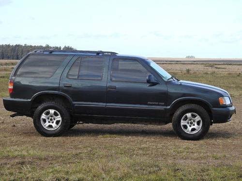 Chevrolet Blazer De Luxe Td 2.5 ¡immmpeca! Tomo Menor Valor