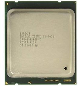 Processador Intel Xeon E5-2650 V1 2.0ghz