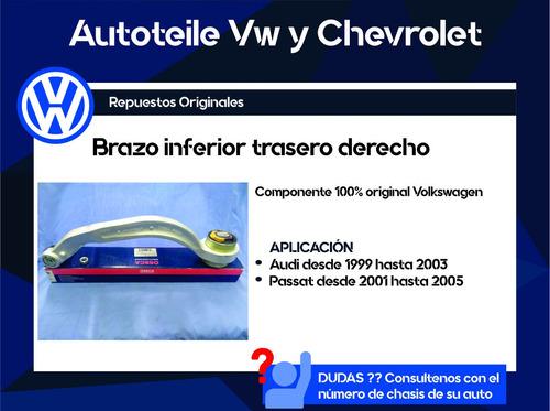 Brazo Inferior Trasero Derecho Vw Passat  Audi A4 A6 A8