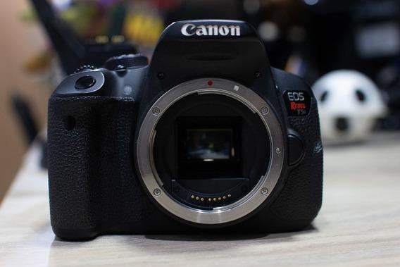 Câmera Canon T5i + 18-55mm