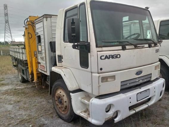 Cargo 1317 4x2 Cabine Carroceria Munck = Gmc Ford Gmc Vw