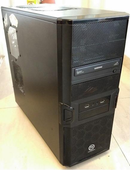 Desktop Gamer Pentium I5 16gb Hd 320 Brindes - Ler Anuncio