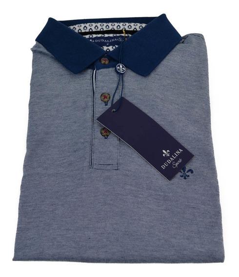 Camisa Polo Dudalina Masculino Mc Comfort 2 06